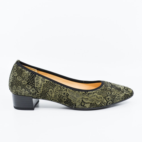 Gabor 31.4 green lace