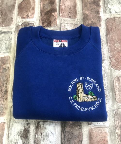 Bolton by Bowland Royal Blue Sweatshirt