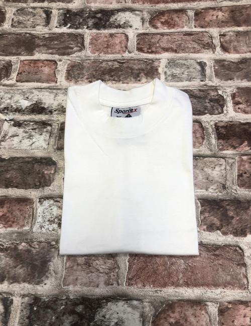 Plain White P.E. T-Shirt
