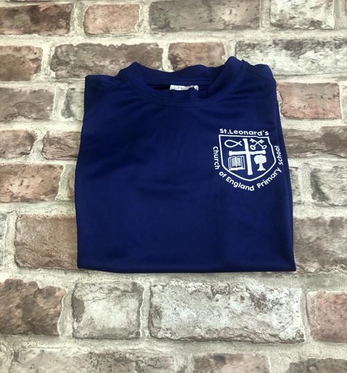 St. Leonard's P.E. T Shirt