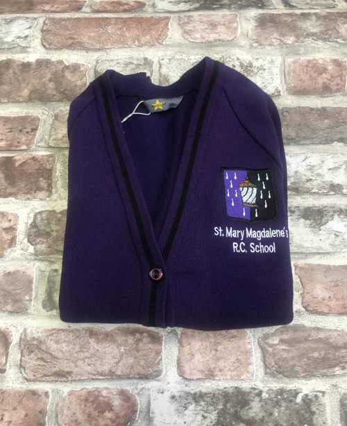 St Mary's Magdalene Knitted Cardigan