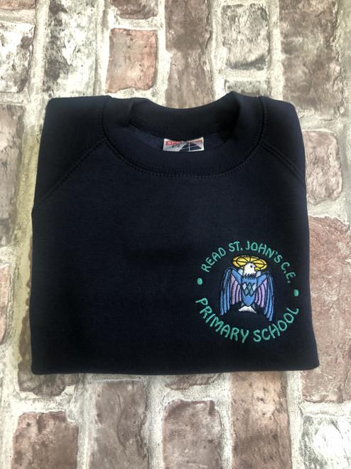 Read St. John's Sweatshirt