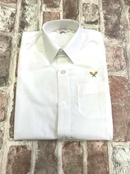 Moorland Boys Twin Pack White Shirt