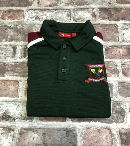 Moorland P.E. Boys Polo Shirt