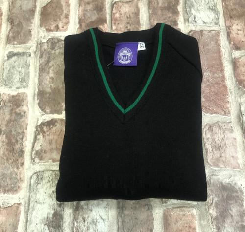 Bowland V- Neck Knitted Jumper
