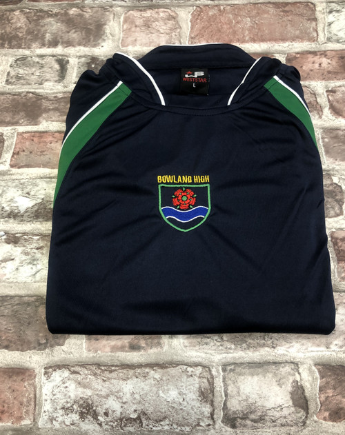 Bowland Boys Football Shirt