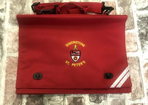Simonstone St. Peter`s  Book Bag