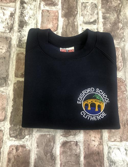 Edisford Navy Sweatshirt