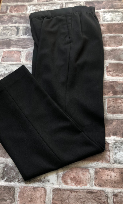 Boys Charcoal Trousers