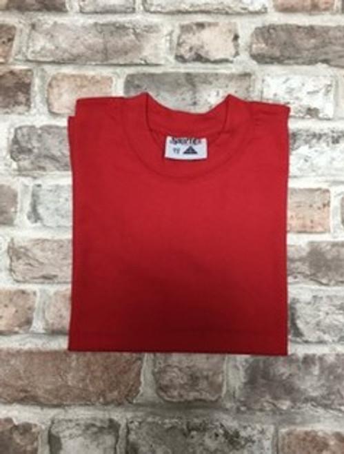 Simonstone Red P.E. T-Shirt