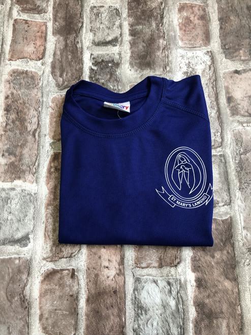 St. Mary Langho P.E. T-Shirt