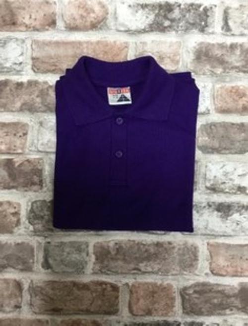 St. Peter`s Primary School Purple Poloshirt