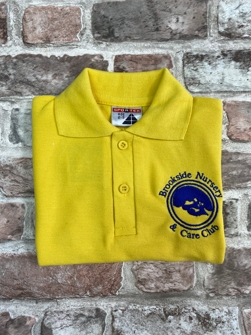 Brookside Nursery Poloshirt