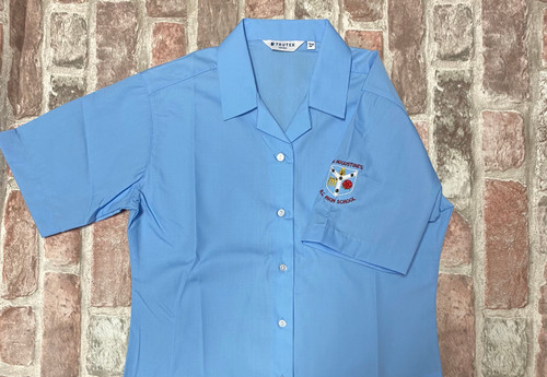 St Augustine's Summer Blouse Twin Pack