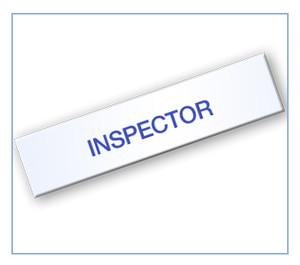 Inspector Tag