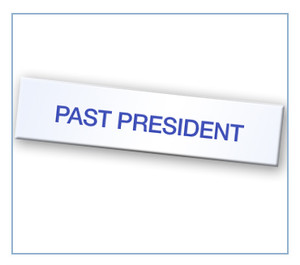 Board - Past President Tag