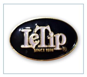 """Lapel Pin """"LeTip"""" (Magnetic)"""