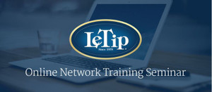 You will receive the Zoom Video Conference information the day prior to training and the NTS Training Manual pdf is downloadable with your purchase.     Live Video Online Network Training Seminars are for LeTip members and guests alike, whether you are a new member wanting to learn how to be a better networker or an old member needing a refresher course, or a guest who is thinking about joining LeTip. Open to the public. Class length 2.5 Hours Location: Live via Online Video Conference.     Live Video Online Network Training Seminars  Time: 2:00 P.M. PST (5:00 P.M. EST) Training Length: ~2.5 hrs Location: Online Video Conference