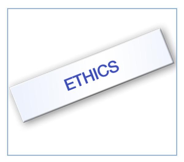 Ethics Tag
