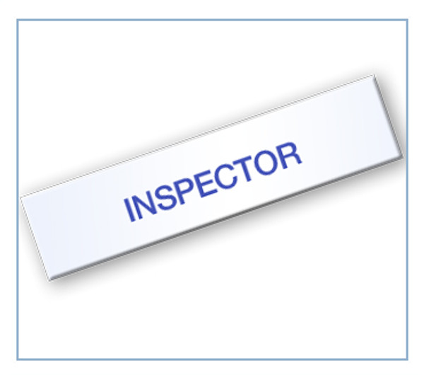 Inspector Tag