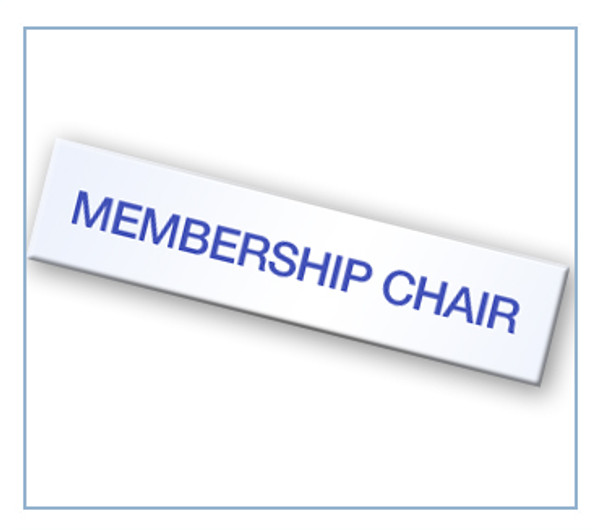 Board - Membership Chair Tag