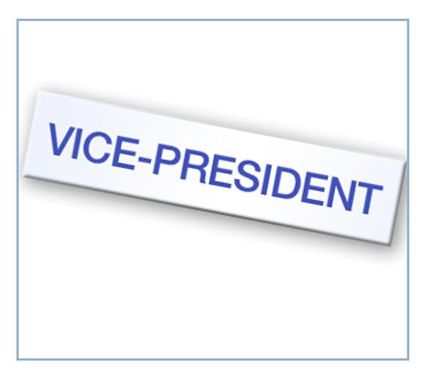 Board - Vice President Tag