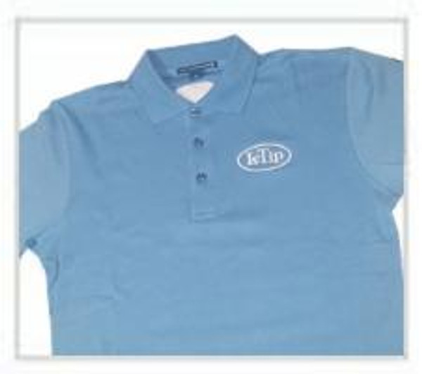 LeTip Polo Shirt (Light Blue)  Last 1 in Stock!