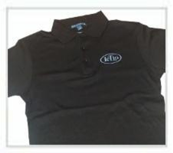 LeTip Polo Polyester Shirt - (Woman) Various sizes