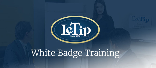 White Badge Training - December 17th, 2019 Tuesday 1PM PST (4PM EST)