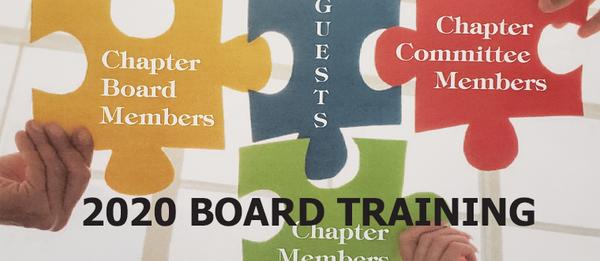 2020 LeTip Board Training Seminar - Zoom