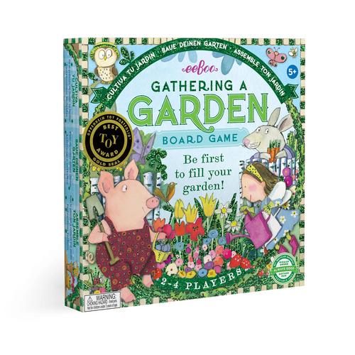 Gathering a Garden Foil Board Game