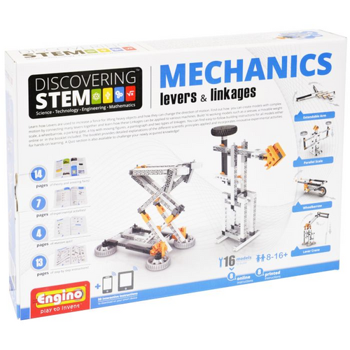 STEM Mechanics Levers and Linkages