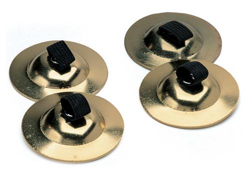 Finger Cymbals Set of 4