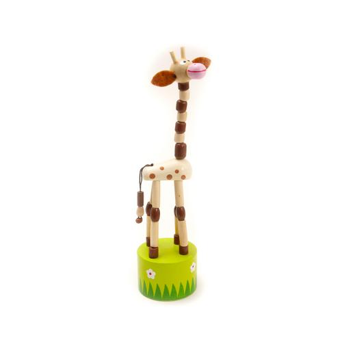 Jiggling Giraffe Press-up