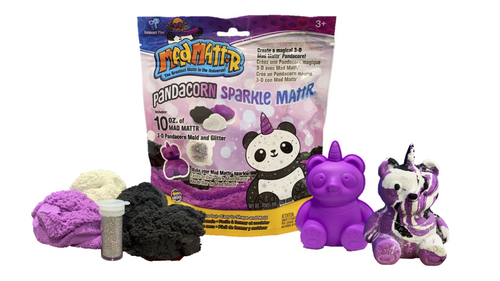 Mad Mattr Pandacorn Sparkle Pack