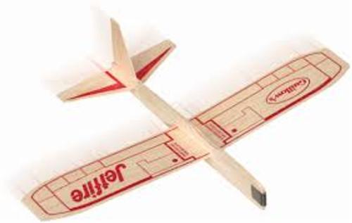 Jet Fire Balsa Wood Glider