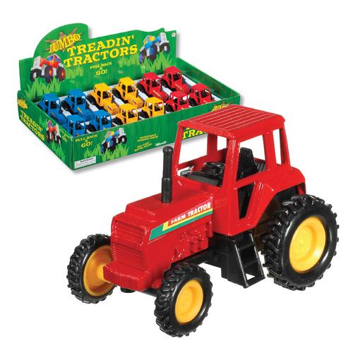 Jumbo Treadin' Tractor