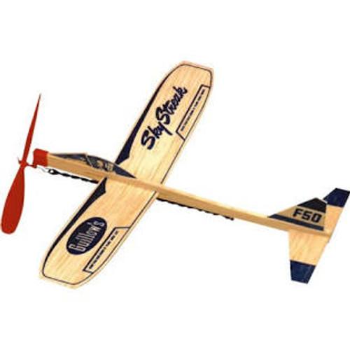 Sky Streak Balsa Wood Airplane