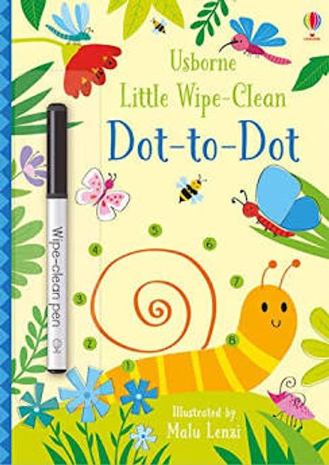 Little Wipe-Clean Dot-to-Dot