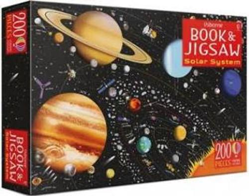 Solar System Book & Puzzle