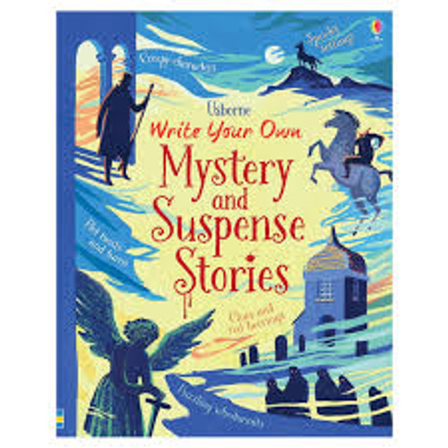 Write Your Own Mystery & Suspense Story