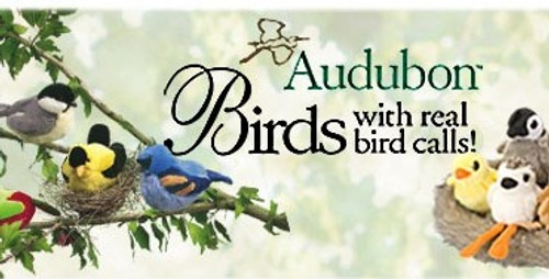 wild republic audubon birds logo