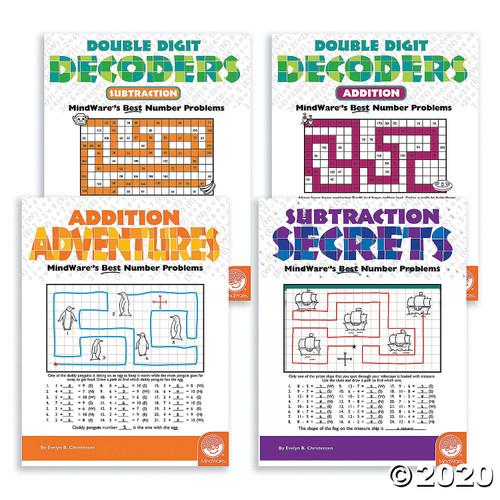 Math Mosaics Grades 1-5