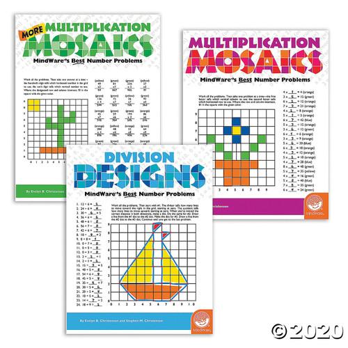 Math Mosaics Grades 3-7