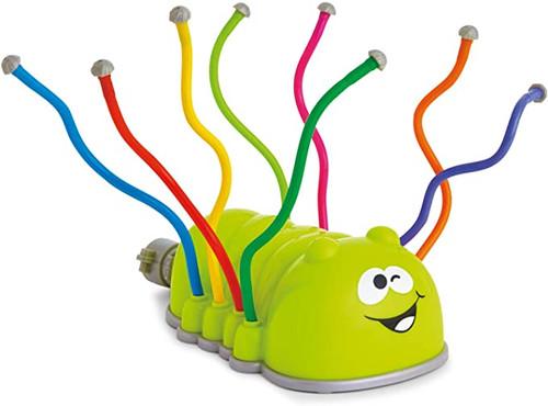 Crazy Caterpillar Sprinkler
