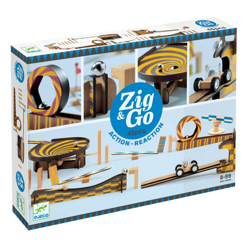 Zig & Go 45 pcs