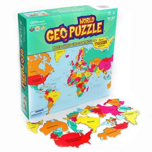 GeoPuzzle World