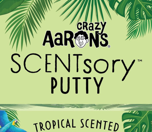 Crazy Aaron's Tropical SCENTsory Putty 2.75""