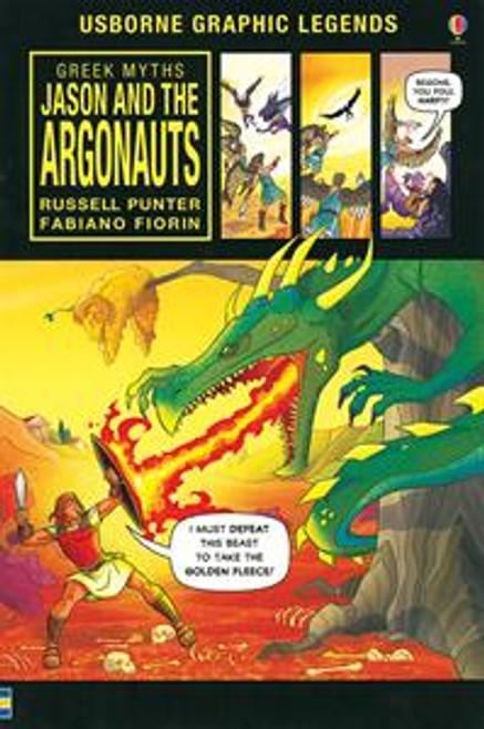 Graphic Legends Jason and the Argonauts