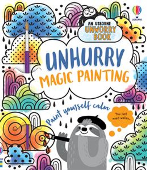 Magic Painting Book Unhurry